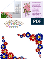 Friendship Poems and Border (Sggs)