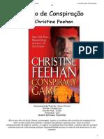Christine Feehan - Caminhantes Fantasmas 04 - Jogo de Conspiração (Rev. PRT)