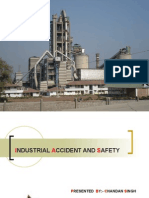Industrial Accident and Safety