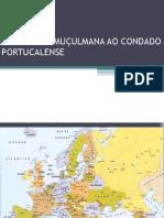 1. Da Ibéria Muçulmana Ao Condado Portucalense