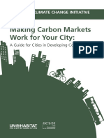 Making Carbon Markets Work for Your City
