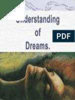 Understanding of Dreams.