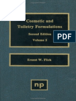 A Basic Guide to Cosmetic and Toiletry Development pdf | Cosmetics