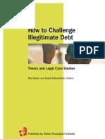 How to Challenge Illegitimate Debt