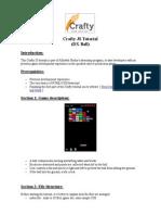Crafty JS Tutorial (DX Ball - Breakout)