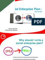 Guide to Developing a Social Enterprise