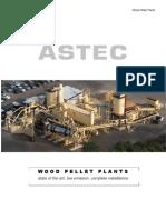 Astec Wood Pellet Plants