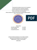Analisis Kelengkapan Fasilitas Unit Gawat Darurat Rumah Sakit Umum Pusat Dokter Sardjito Yogyakarta Terhadap Standar Operasional Pelayanan Unit Gawat Darurat