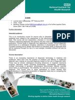 AD Diagnostic Tests Course Profile1