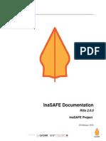 InaSAFE 2.0 Documentation Id