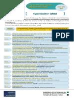 Programa Summer Expert. Convocatoria de Cursos Para Profesorado de FP