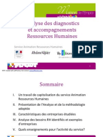 Rapport de Diagnostic Rh