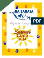 Japanese Summercamp Program