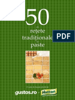 50 de Retete Traditionale Cu Paste Hutton