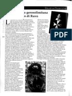 La commenda gerosolimitana di Ruvo di Puglia