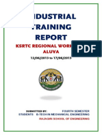 Ksrtc Report Doc Format ns