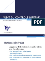 Audit Procédures