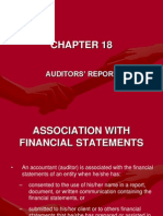 Chapter 18 Auditors Reports Association With Financial414