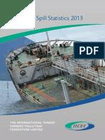 Oil Tanker Spill Statistics 2013