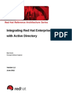 Rh Resource File Integrating Red Hat Enterprise Linux 6 with Active Directory