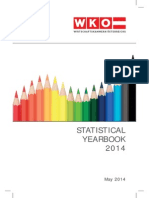 Statistical Yearbook 2014 of the Austrian Economic Chambers