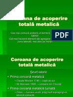 Coroana Metalica Curs 6