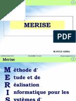 Cours MERISE
