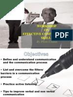 0. Communication Skills