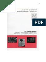 Augusto Boal - Las Teorías Dramáticas De