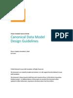 Public - TSDS - CDM Design Guidelines - Phase 2