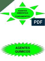 AGENTES AMBIENTAIS - FUNDAMENTOS