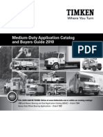 Medium Duty Apps Buyers Guide 2010