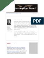 IW Newsletter 8.24 - November 21, 2009