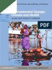 Cambio Climatico Mundial y Salud-Investigacion YMethods