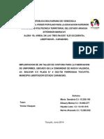 TSU Proyecto de Corte y Confeccion Nuevo