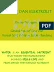 Cairan & Elektrolit- Dr Emmy