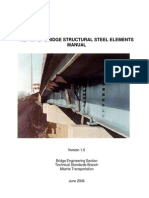 Repair of Bridge Structural Steel Elements
