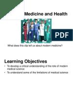 l3 medicine and health