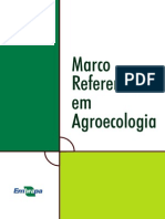 EMBRAPA - 2006 - Marco Referencial Em Agroecologia