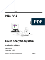 HEC RAS31 Application Guide