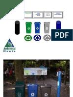 Puntos de Separación Centros de Acopio Residuos