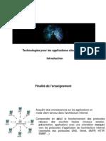 Technologies Pour Les Applications Client-serveur