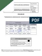 PRO-MIN-09 Desernergizacion y Bloqueo de Equipos Rev_01