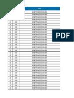 Grupo 71 - Mobiliários Em Geral (Base de Dados)
