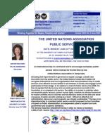 2008 June UNA-Tampa Bay Newsletter