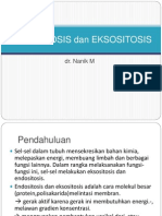 Endositosis Dan Eksositosis