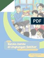 Buku Guru Kls v Tema 1 Benda-benda Di Lingkungan Sekitar