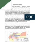 Territorio y Poblacion