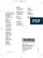 Thomas-power Pack 1616-Power Pack 1620-Power Pack 1620c-Power Pack 1630-Power Pack 1630se-PDF-rus