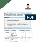 Rupesh Resume